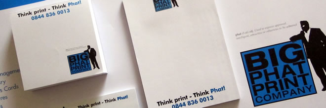 Stationery printeing in Wellingborough