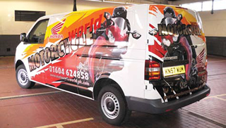 Vehicle Wrapping from Big Phat Print
