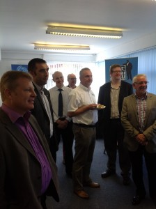 coffee morning networking